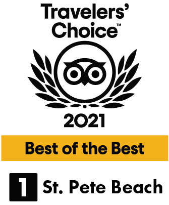 2021 Traveller's Choice Award